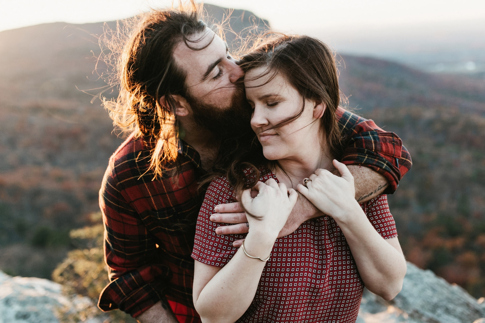hanging rock state park engagement